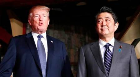 North Korea fires ballistic missile, Donald Trump, Shinzo Abe reaffirm commitment to combat threat