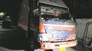 Truck with cumin seeds worth  Rs 14 lakh stolen in Rajkot