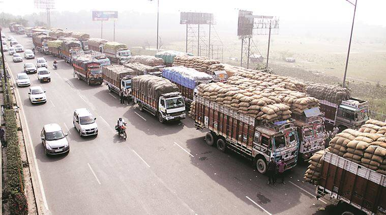 NGT allows truck to enter Delhi