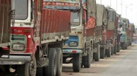 Truck owners begin nationwide strike against hike in fuel prices and insurance premium