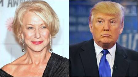 Helen Mirren would love to play Donald Trump