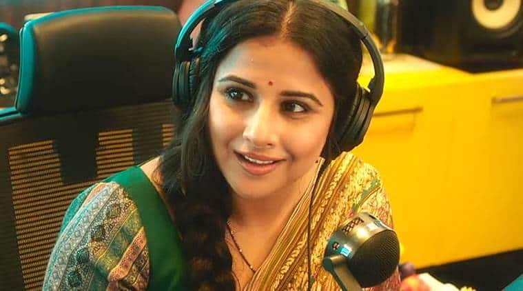 tumhari sulu box office collection day 1 Vidya Balan