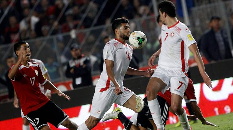 morocco, tunisia, ivory coast, world cup, russia world cup, world cup play offs, football news, sports news, indian express