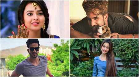 Television actors share childhood memories on Children's day