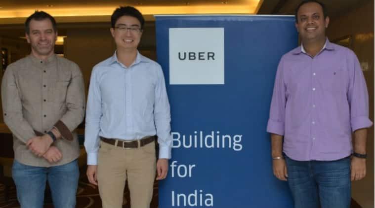 Uber app India cab book offline new features