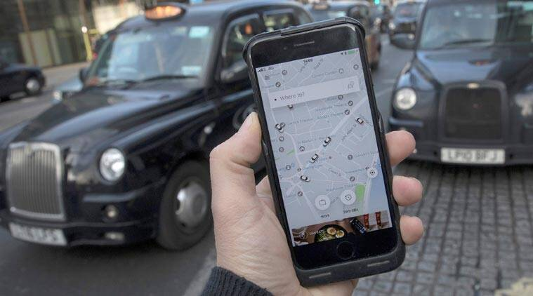 Uber pilots cab booking over call to tap new users