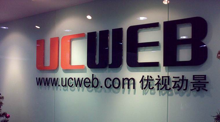 UCWeb clarified that their app were removed from Google's Play Store, as it didn't comply with some terms in Google's policy.