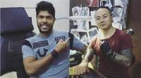 Umesh Yadav's 'lion and warrior' tattoo reflects his hard work, here's how