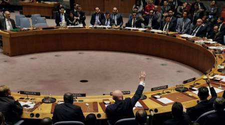 Russia casts tenth UN veto on Syria action, blocking inquiryrenewal