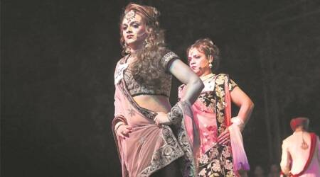 Transgenders sashay down the ramp, hold audience in thrall