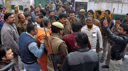 up election, Allahabad voter list, names missing from voters list, up polls, yogi adityanath, Uttar Pradesh corporation election, indian express
