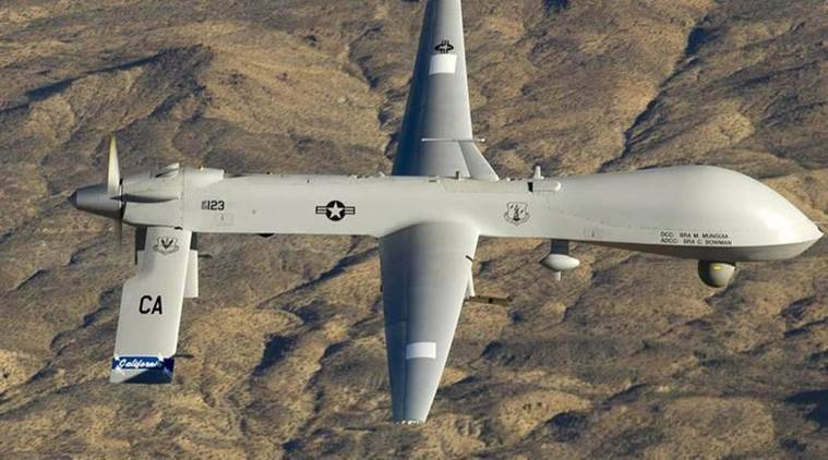 No Drone Strike Outside Afghanistan Says Pentagon
