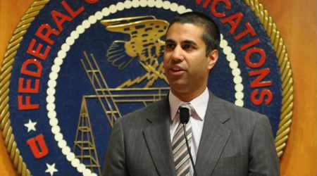 US FCC's Ajit Pai defends net neutrality rollback, calls Twitter politically biased