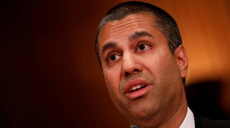 US FCC chairman Ajit Pai Net Neutrality rules