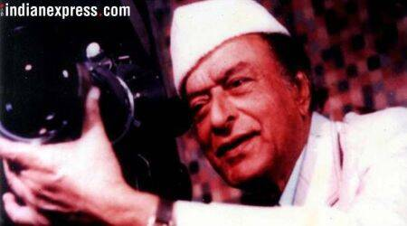 Google Doodle pays tribute to V Shantaram. Here is everything you should know about the Do Aankhen Barah Haathdirector