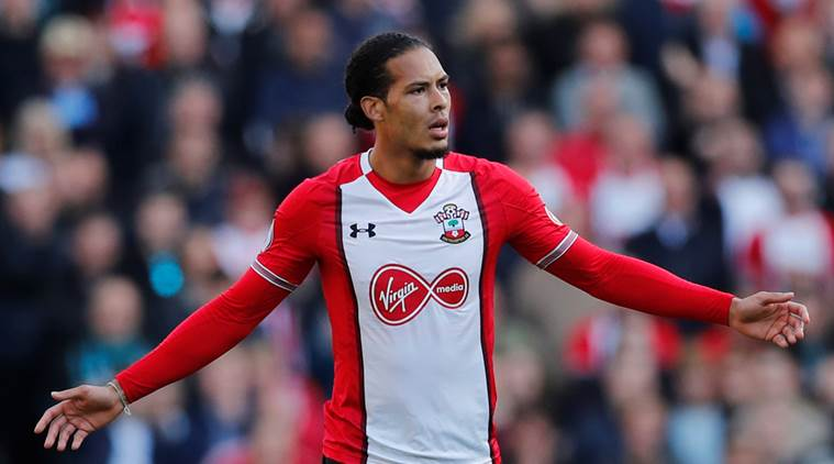 Liverpool Saga In The Past Virgil Van Dijk To Give Southampton 100 Per Cent Sports News The Indian Express