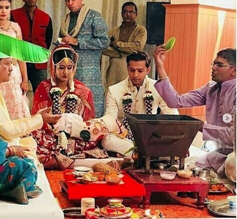 Ishita Dutta and Vatsal Sheth Wedding Images and Updates
