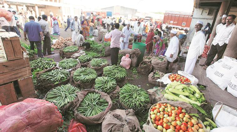 Pune: Mercury is soaring and so are prices of vegetables and meat