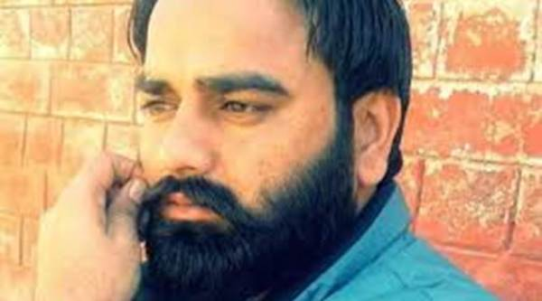 vicky gounder, gangster, CCTV, mohali, tenant, uncle, crime, law and order, indian express, express news, online news