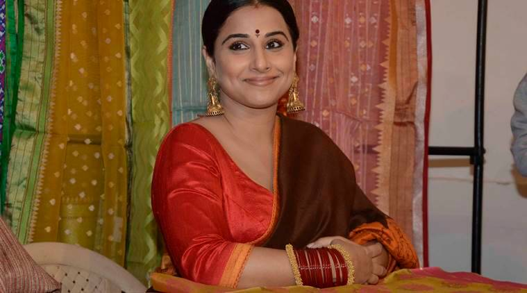 Vidya Balan asked if she will lose weight for 'glamorous' roles