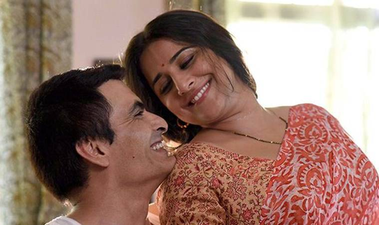 Vidya Balan and Manav KAul star in Tumhari Sulu