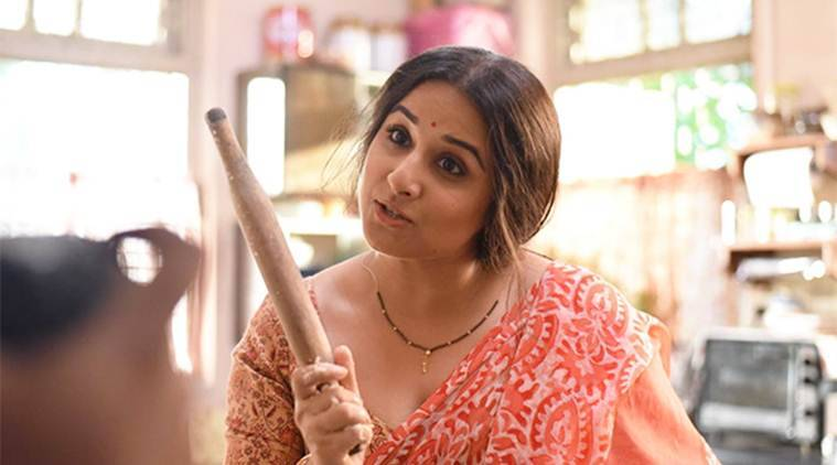 Vidya Balan and Manav KAul star in Tumhari Sulu