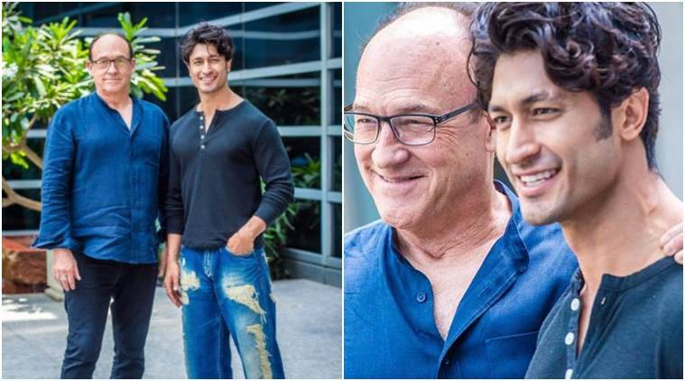 Vidyut Jammwal, Junglee, Vidyut Jammwal Junglee, Junglee release, junglee release date, Chuck Russell, Junglee film, Junglee director, Junglee director Chuck Russell, Chuck Russell Vidyut Jammwal junglee, Rohan Sippy, entertainment news, indian express, indian express news