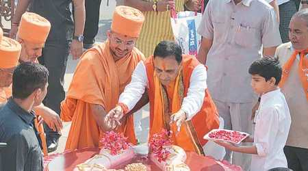 Gujarat Assembly elections 2017: Vijay Rupani's assets rise by 21 per cent in two years