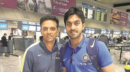 Vijay Shankar: Off-spinner-turned-medium pacer and India's latest all-rounder Vijay Shankar