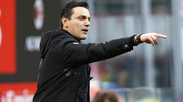 Vincenzo Montella, AC Milan, Gennaro Gattuso, sports news, football, Indian Express