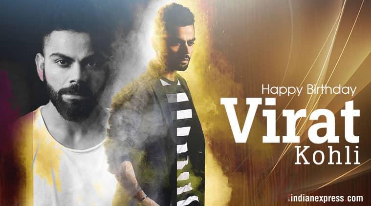 Happy Birthday Virat Quotes ~ Happy birthday virat kohli: cricketers celebrities pundits and