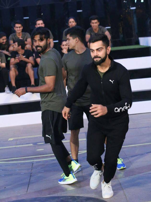 Virat Kohli, Virat Kohli India, Virat Kohli brand, Virat Kohli One 8, Virat Kohli gallery, cricket gallery, sports, Indian Express