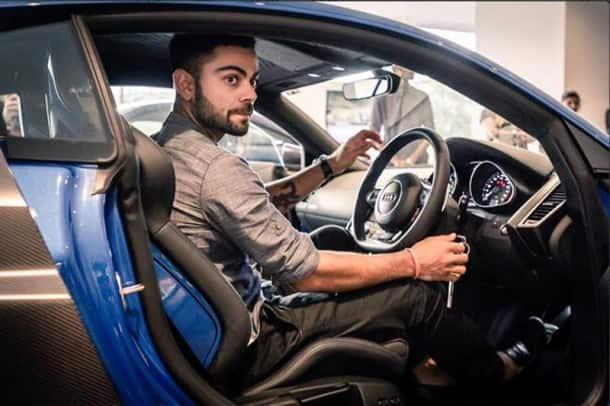 Virat Kohli cars, virat kohli car collection, virat kohli images, Virat Kohli car price, virat kohli lamborghini, Virat Kohli Audi Car, Virat Kohli house and cars