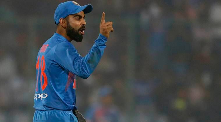 Virat Kohli, Virat Kohli India, Virat Kohli anti-drug, India vs New Zealand, New Zealand tour of India 2017, sports news, cricket, Indian Express
