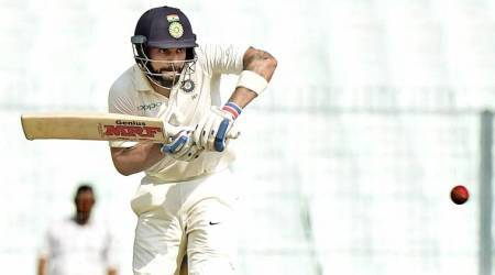 Virat Kohli slams 18th Test ton for India against Sri Lanka