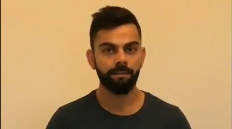 virat kohli, delhi pollution, pollution level delhi