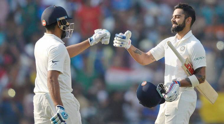 Virat Kohli breaks records, goes past Ricky Ponting, Graeme Smith, Sunil Gavaskar