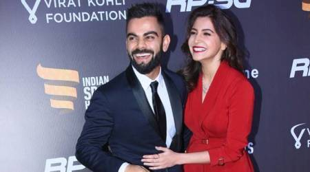 Virat Kohli with Anushka Sharma, this time in a special Instagram photo