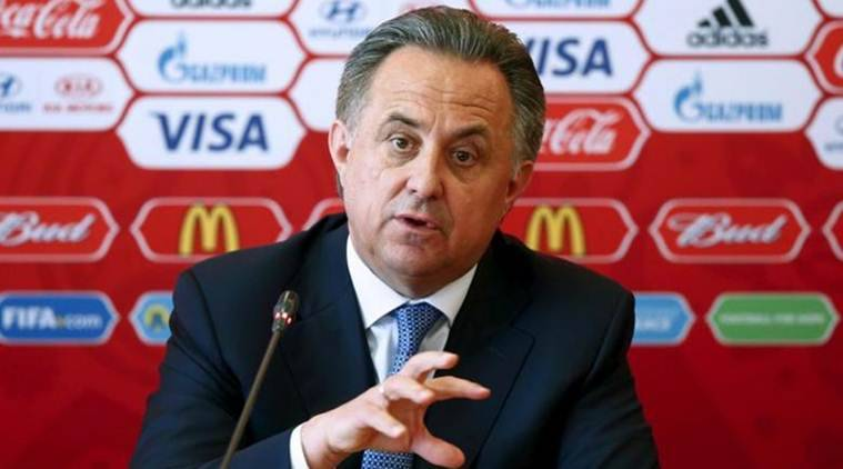 Russian doping: Country not to blame for Sochi scandal, says Vitaly Mutko