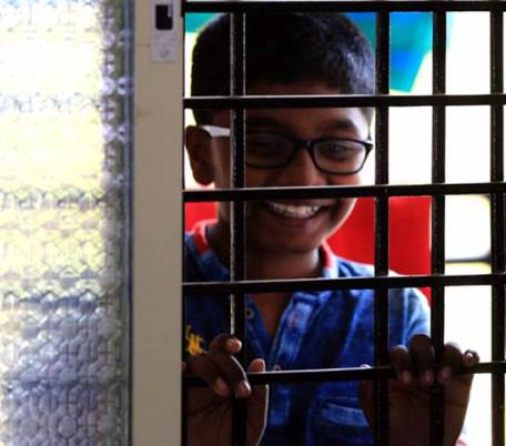 From a Mumbai school to a little village, this 10-year-old is still coping with change