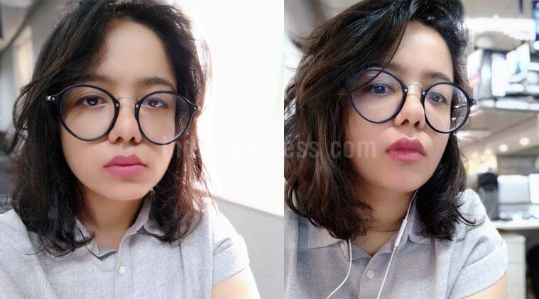 Vivo V7 Plus selfie review
