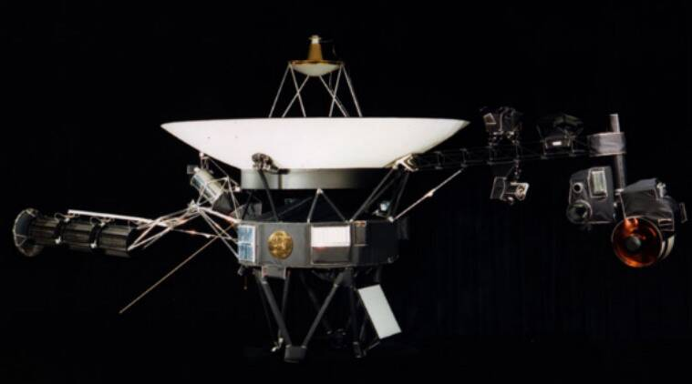 NASA's Voyager mission has completed 40 years which is being celebrated by cosmic music created from data sent back by the spacecraft