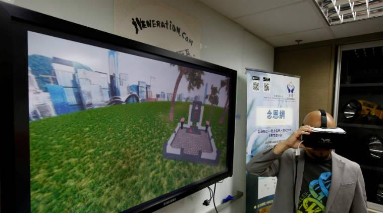 Hong Kong honours ancestors through virtual reality, maintains Confucian traditions