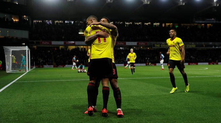 Watford 2-1 Leicester: Hornets sting Foxes