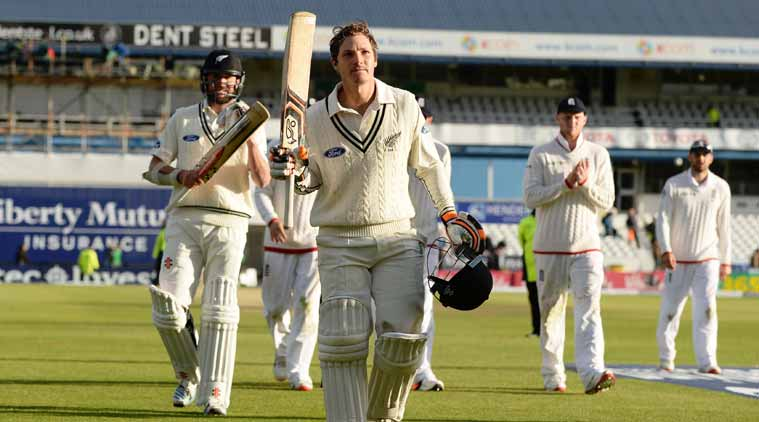 New Zealand's BJ Watling will not keep wickets against West Indies in first Test.