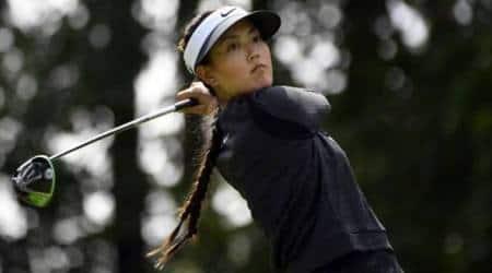 Michelle Wie, Michelle Wie news, Michelle Wie updates, sports news, golf, Indian Express