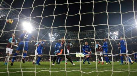 David Moyes makes his first point as West Ham United draw with LeicesterCity