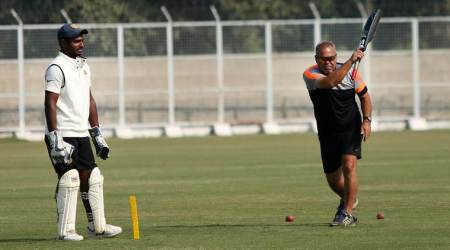 Ranji Trophy 2017: Dav Whatmore, guiding the light from Down Under