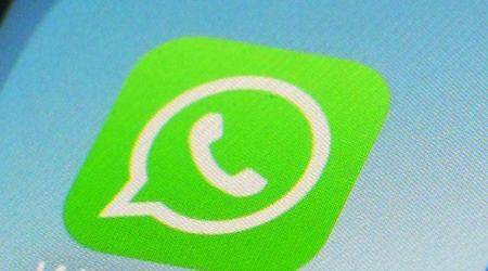 whatsapp legal notice on middle finger emoji