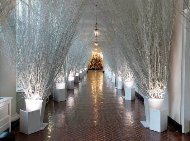 Image result for christmas in white house